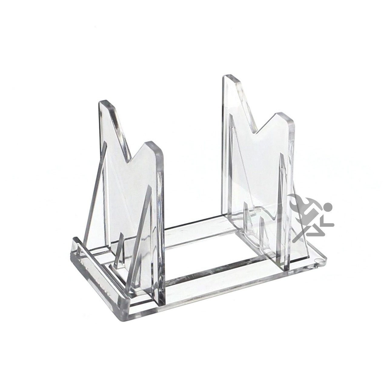 Fishing Lure Display Stand Easels, 25 Pack