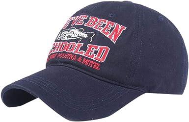 LOPILY Gorras Beisbol Sombrero Sol Mujer y Hombre Gorra Sombreros ...