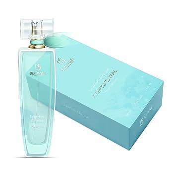 Souvre Continental Le Parfum Deurope Pour Femme Parfum Floral