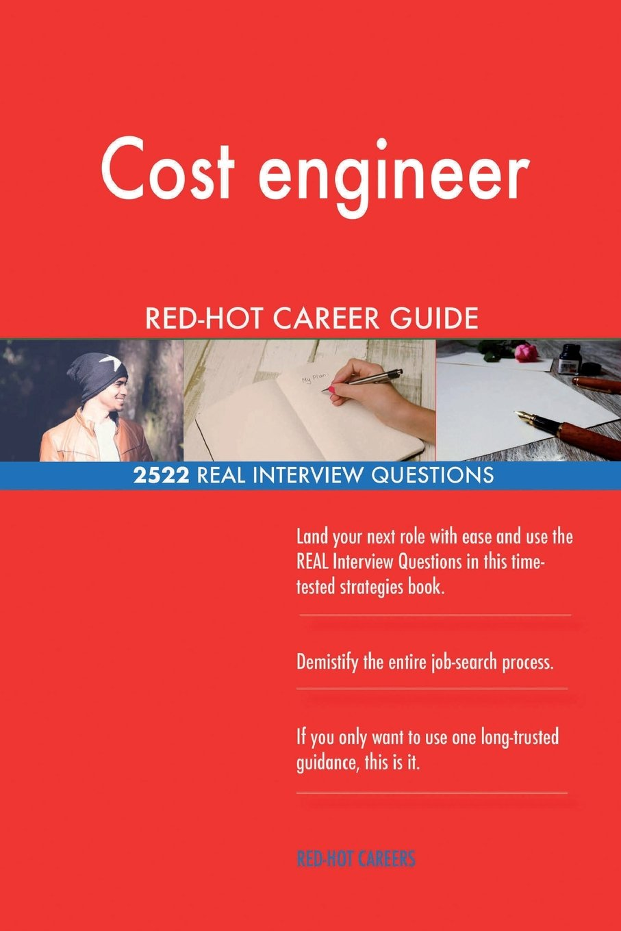 Download Cost engineer RED-HOT Career Guide; 2522 REAL Interview Questions pdf