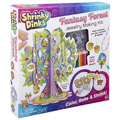 Dot Jewelry (Shrinky Dinks Fantasy Forest Jewelry Making Kit)