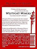 "Westport Winery ""Red Sky at Night"" Chocolate"