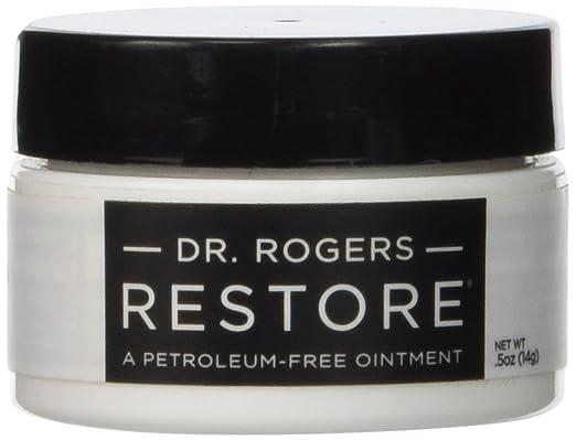 Doctor Rogers RESTORE Healing Balm Petroleum Free II Dermatologist Created