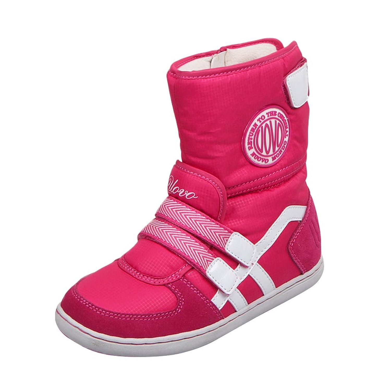 80a345a3a2489 50% DE RÉDUCTION chengniu Filles Bottes de Neige pour Enfant Chaud Hiver  Chaussures Fille Bébé