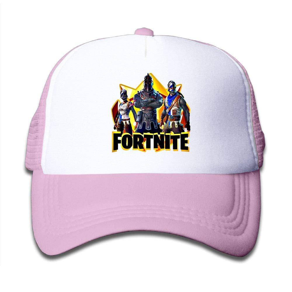 Fortnite Battle Royale Game Boys & Girls Mesh Hat Fashion Child Mesh Hat One Size