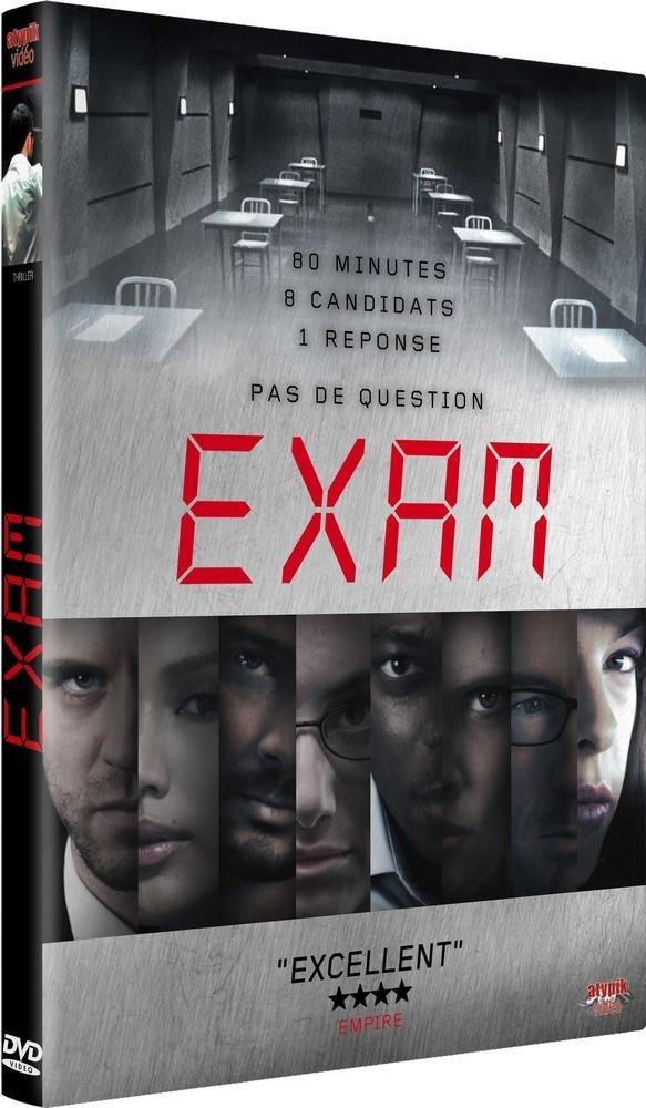 Exam [Francia] [DVD]: Amazon.es: Colin Salmon, Jimi Mistry ...