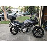 AUTOINBOX Universal Motorcycle Rear Top Box Tail