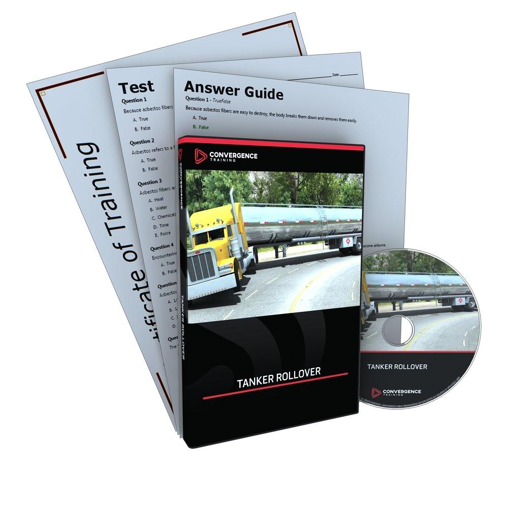 Convergence Training C-403 Tanker Rollover DVD