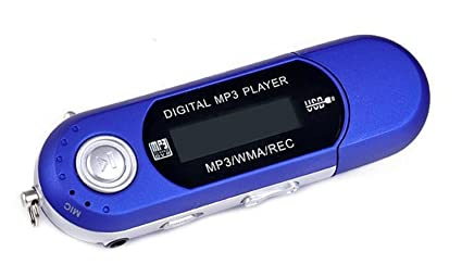 8d80fe322 Reproductor de música portable i-TecoSky Mini USB con clip. Pantalla LCD.  Reproductor