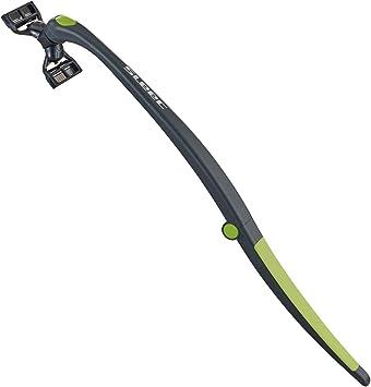 Sleec - Afeitadora corporal y de espalda , Color Negro y Verde ...