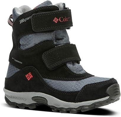 Columbia Kids Childrens Parkers Peak Velcro Waterproof Winter Boot Snow