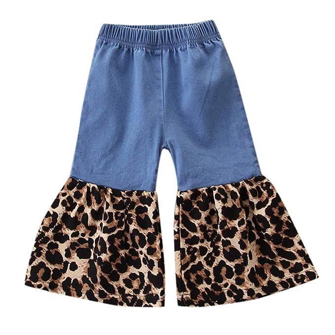 Amazon.com: Pantalones vaqueros para bebé de 1 a 5 años ...