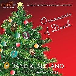 Ornaments of Death: A Josie Prescott Antiques Mystery
