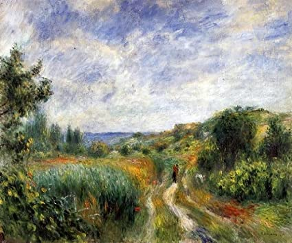 Image result for Renoir landscape