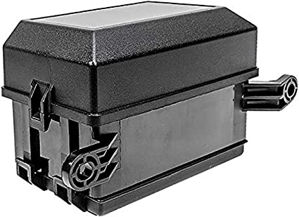 REFURBISHHOUSE Caja de Fusibles de Automóvil DC 12V 20A 6 Relé Bloque 5 Carretera para El Titular de Seguro de Automóvil de Nacelle Duradero del Automóvil: Amazon.es: Coche y moto