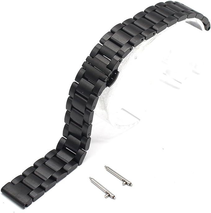 Motorola Moto 360 2 banda correa Rerii - 16 mm correas de reloj de ...
