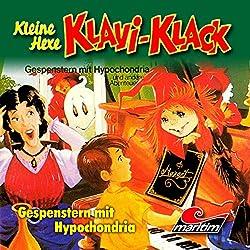 Gespenstern mit Hypochondria (Kleine Hexe Klavi-Klack 1)