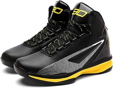 JUANN Zapatillas de baloncesto para hombre Zapatillas de deporte Hi-Top Zapatos Zapatillas de running Zapatillas: Amazon.es: Ropa y accesorios