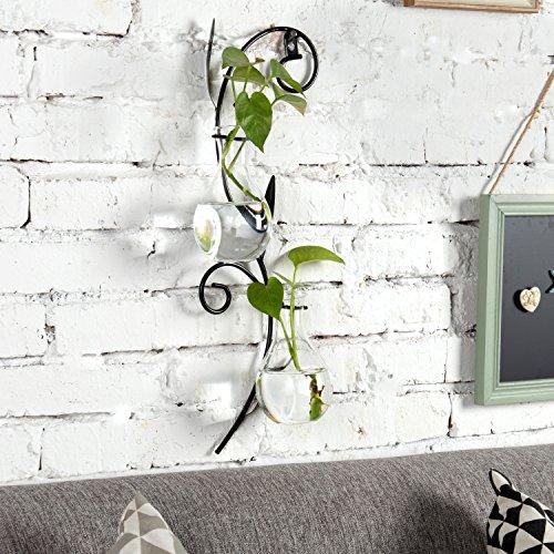 Buy hanging vase sconce