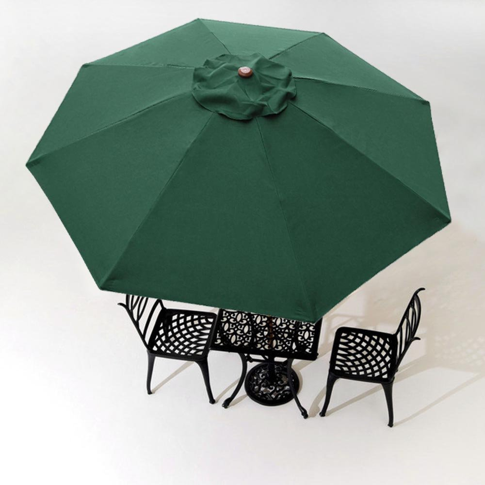 Amazon.com  10u0027 Umbrella Replacement Cover Top 8 Rib Deck Outdoor Canopy Garden Beach Patio Pool Color Optional  Garden u0026 Outdoor & Amazon.com : 10u0027 Umbrella Replacement Cover Top 8 Rib Deck Outdoor ...