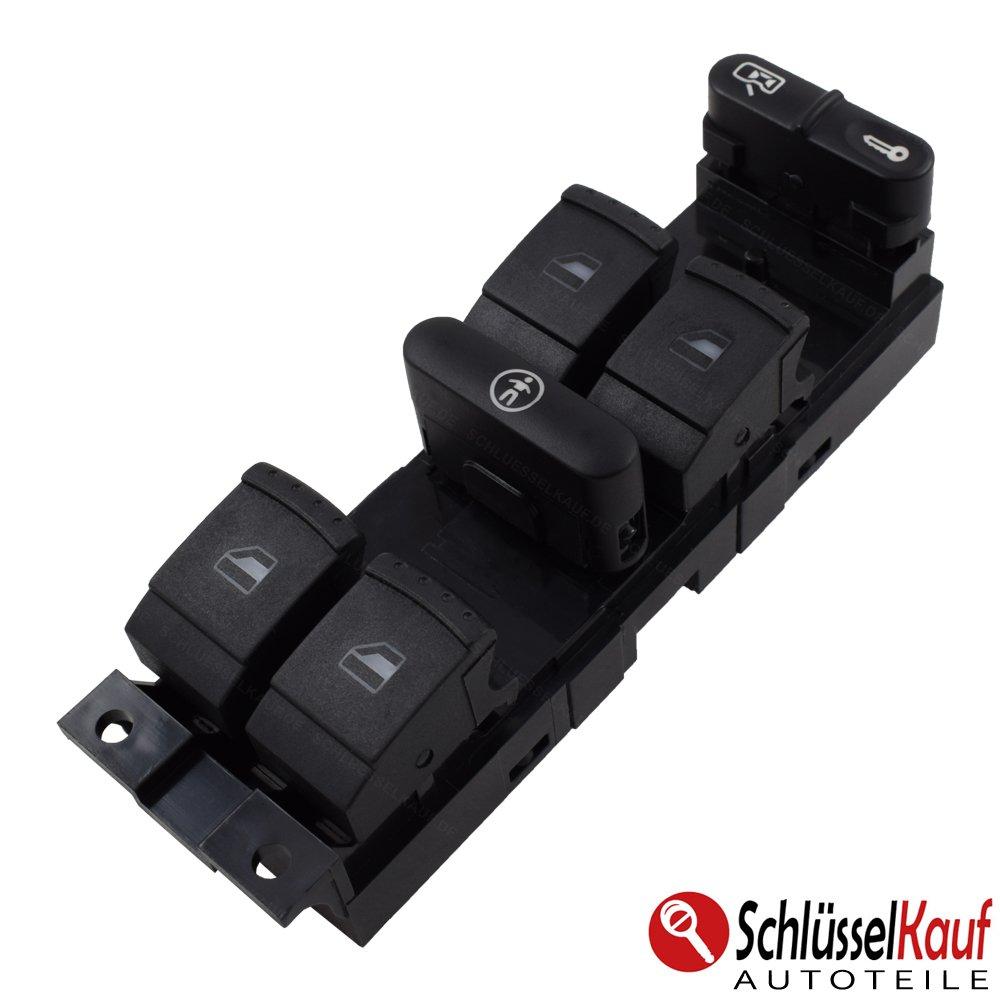 Fensterheber Schalter Fensterschalter Schaltelement Schalteinheit 1J4959857B NEU KONIKON