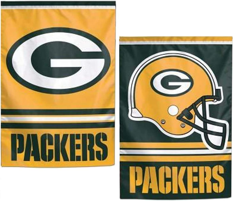 WinCraft NFL Unisex-Adult,Unisex-Children Garden Flag