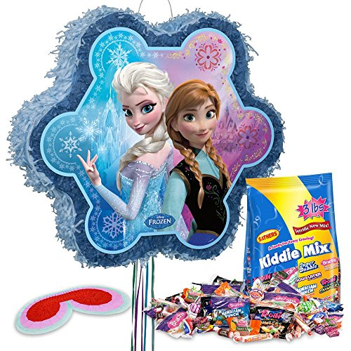 [Frozen Shape Pinata Kit (Each)] (Anna Costume Ideas)