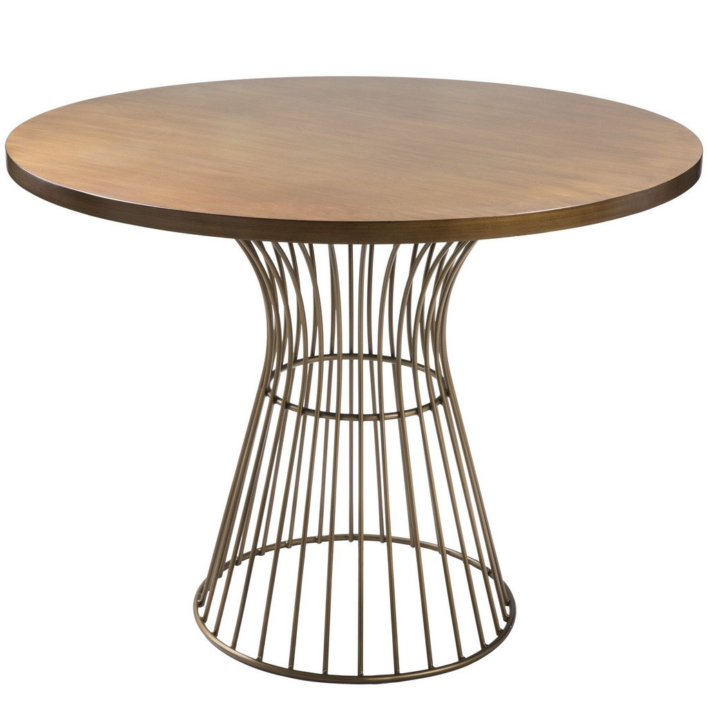 Exceptionnel Amazon.com: INKIVY Mercer Bistro Table Bronze See Below: Kitchen U0026 Dining