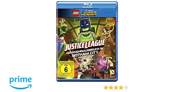 LEGO DC Super Heroes - Justice League - Gefängnisausbruch in ...