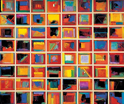 64 Abstract Paintings, Oversize by Gary Max Collins 16