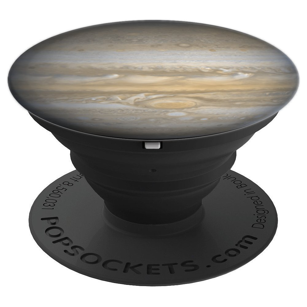 Planet Jupiter - PopSockets Grip and Stand for Phones and Tablets