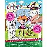 lalaloopsy coloring book - Cra-Z-Art Lalaloopsy No Mess Coloring Book