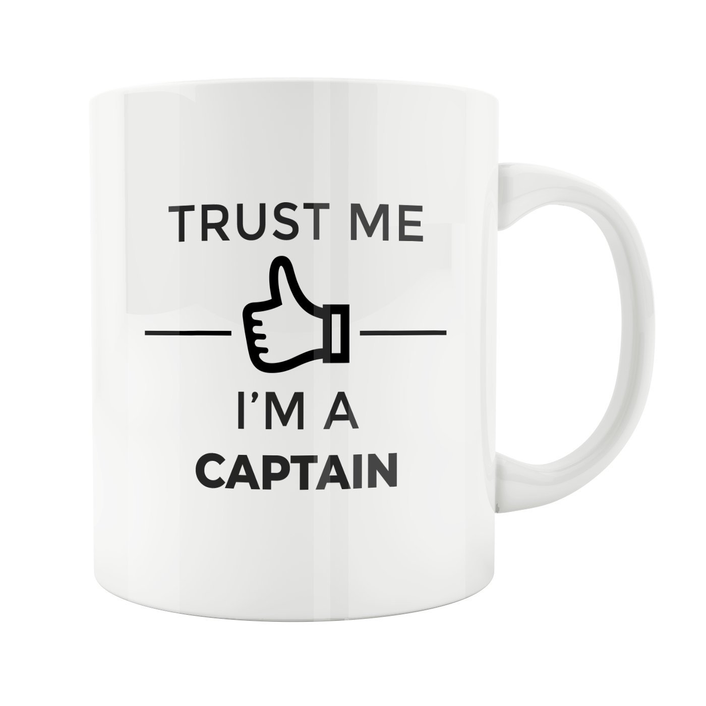 Captain Gifts Aircraft Aviation Captain Funny Coffee Mug Flight Attendant Flight Crew Airline Pilot Gift Navigator Pilot Airforce