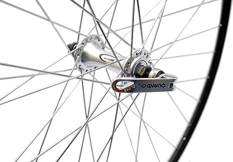 Wilkinson Alloy Narrow - Rueda para Bicicleta de Carretera, 700c ...
