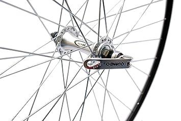 Wilkinson Alloy Narrow - Rueda para bicicleta de carretera, 700c, talla 700 C: Amazon.es: Deportes y aire libre