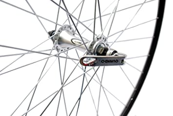 Wilkinson Alloy Narrow - Rueda para bicicleta de carretera, 700c, talla 700 C