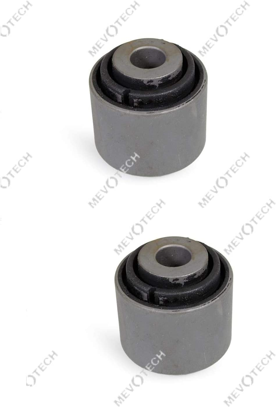 Pair Set 2 Rear Upper At Knuckle Control Arm Bushings Mevotech For Civic 02-05