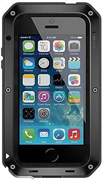 Lunatik Taktik Extreme Coque pour iPhone 5 Noir (tt5h-001)