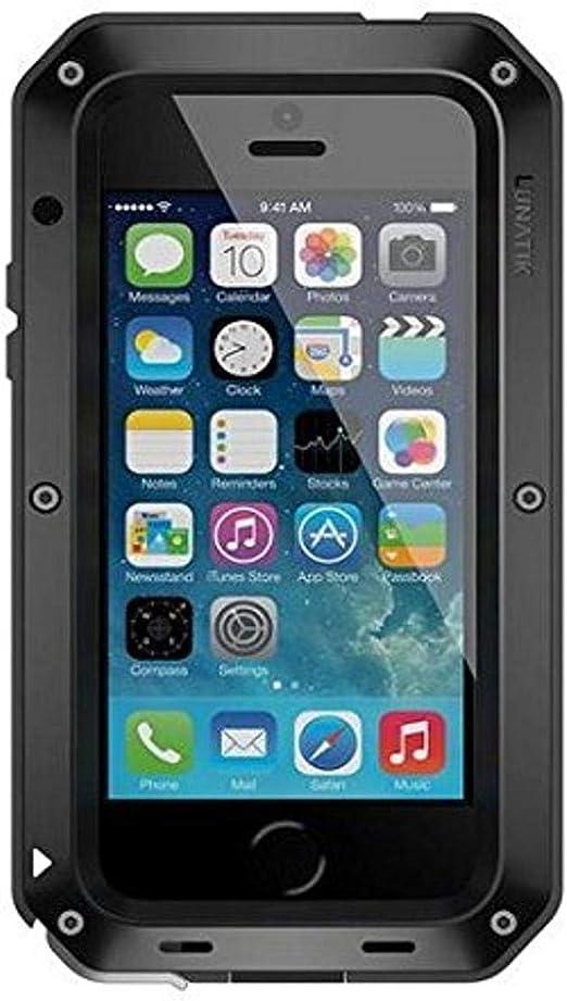 Lunatik iPhone 5 Taktik Extreme Case, Black (TT5H-001)