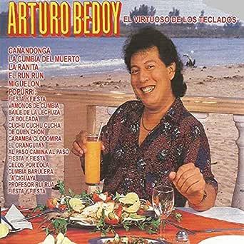 El Virtuoso De Los Teclados de Arturo Bedoy en Amazon Music ...