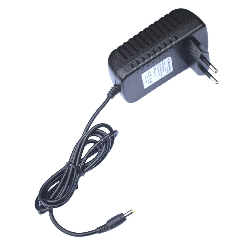 MyVolts Chargeur/Alimentation 12V Compatible avec Yamaha YDP-140 Clavier (Adaptateur Secteur) - Prise française - Premium EU-3032