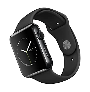 Apple Watch 42 mm - Smartwatch iOS caja de acero inoxidable en ...