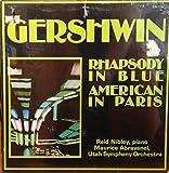Gershwin: Piano Concerto in F. Reid Nibley, piano. USO, Abravanel, cond.