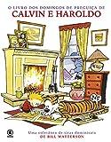capa de O Livro dos Domingos de Preguiça de Calvin e Haroldo 14