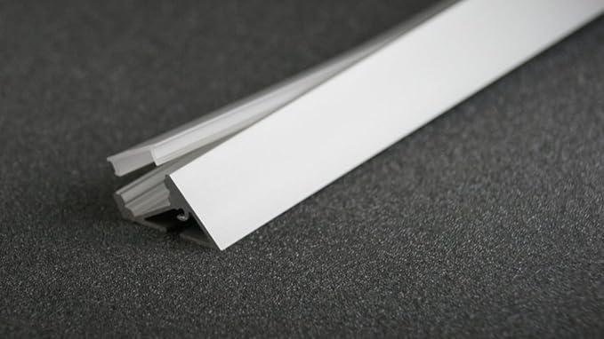 LED Profil alu Leiste Schiene LG-2814-1000 eloxiert RL#018883
