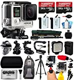GoPro HERO4 Silver Edition 4K Action Camera w/ - Best Reviews Guide