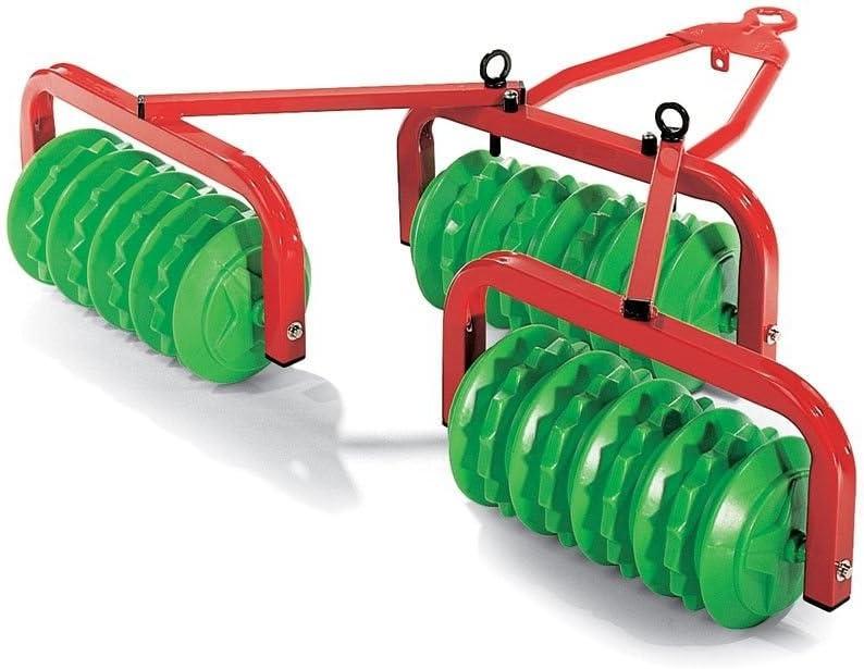 Rolly Toys 12 384 1 - Rodillos para segadora Cambridge Walze