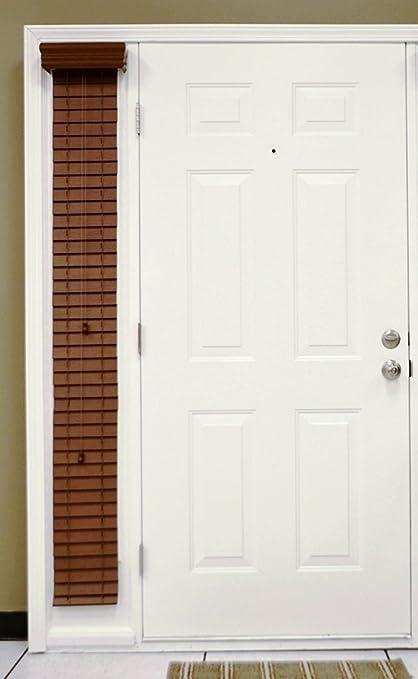 delta blinds supply suwanee ga delta blinds supply faux wood sidelight single blind for doors inch slats chestnut amazoncom