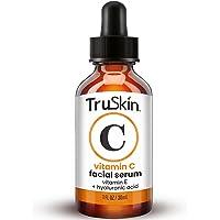 TruSkin Vitamin C Serum for Face, Anti Aging Serum with Hyaluronic Acid, Vitamin E, Organic Aloe Vera and Jojoba Oil…