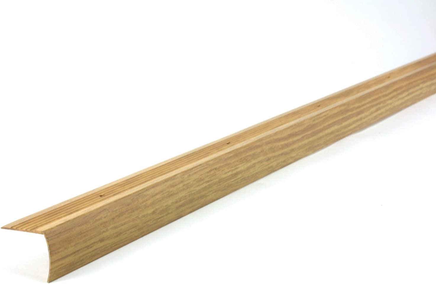 M-D Building Products 32009 36-Inch Stair Edging, MetalDecor Finish